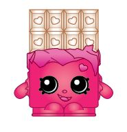 S Hopkins Kisses Candy | Single Shopkins - Cheeky Chocolate - Pink
