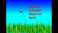 Maanden van het jaar