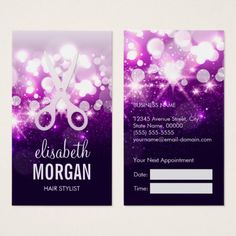 Watercolor style wine invitation card vectors 04 free eps file purple glitter sparkly hair stylist appointment business card stopboris Gallery
