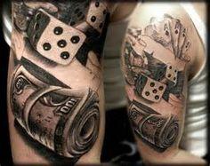 Suche Dinero tatuajes para hombres. Ansichten 185848.