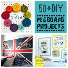 50+ DIY Pegboard Projects @savedbyloves                                                                                 Johnnie (Saved By Love Creations) Lanier                                              • 13 hours ago                                                                                                   50+ DIY Pegboard Projects @savedbyloves