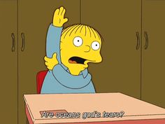 30 Times Ralph Wiggum Charmed Us With His Innocent Stupidity - Memebase - Funny Memes The Simpsons, Simpsons Funny, Simpsons Quotes, Cartoon Quotes, Cartoon Icons, Movie Quotes, Cartoon Humor, Reaction Pictures, Funny Pictures