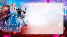 Etiqueta escolar Frozen 2 para editar totalmente grátis, pronto para personalizar e imprimir em casa. Frozen Themed Birthday Party, Disney Frozen Birthday, Disney Princess Frozen, Frozen Christmas, Christmas Gifts For Kids, Frozen Party Invitations, Wedding Invitations, Birthday Tarpaulin Design, Frozen 2