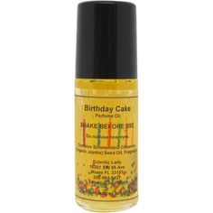 Birthday Cake Perfume Oil - Small