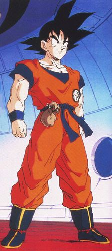 Goku - Dragon Ball Wiki - Wikia