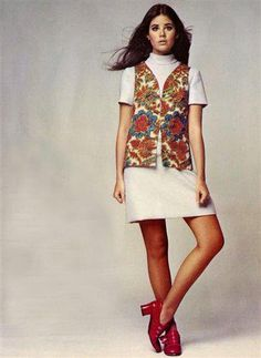 1966 Simplicity Pattern Colleen Corby