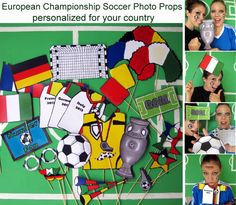 photo props soccer football - Google Search