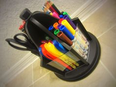 Eloquence Hijab: How to organize Pens, Pencils, Markers...