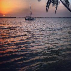 Comment: jeromebouygues said #sun #sea #boat #senegal #casamance #elinkine