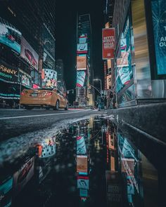 Times Square by m.visuals by newyorkcityfeelings.com - The Best Photos and Videos of New York City including the Statue of Liberty Brooklyn Bridge Central Park Empire State Building Chrysler Building and other popular New York places and attractions.