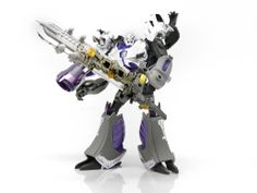 Transformers: Prime Darkness Megatron