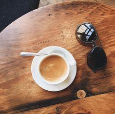 """Good morning Vancouver. Hubby's long espresso #☕️ #vancouvercafecrawl #cafeyvr #vancoffee"" Image by @mrsmoon91"