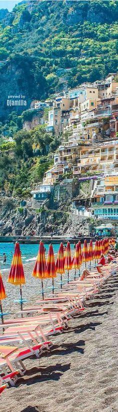 Positano Beach, Italy
