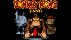 Donkey Kong Land - RareWare and Nintendo