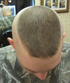 Day at barber shop Hnt top