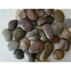 River Stone is known to hold powerful energy, providing the wearer with strength, energizing the entire aura, and speeding up internal and external processes. River Stone is a quick working stone great for dealing with change and enabling a balanced approach. River Stone also works best with other gemstones to promote their healing qualities similarly like the other great gem stone helper Unikite.