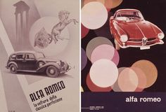 alfa romeo exhibition at la triennale museum, milan