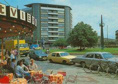 Koemarkt begin jaren 80