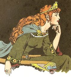 Queen-Guinevere - Prince Vaillant