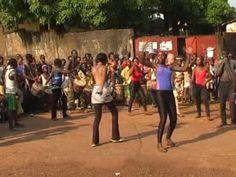 ballet nafaya de matam guinée conakry