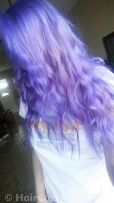 Lie Locks by Manic Panic, turned out an unexpected and awesome shade! - Forums - HairCrazy.com