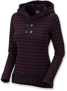 Mountain Hardwear Sevina Hoodie - Women's - 2012 Closeout - Free Shipping at REI-OUTLET.com