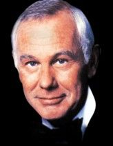 Johnny Carson at 70 (October 23, 1925 - January 23, 2005) comedian and television talk show host