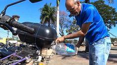 ¿Adiós a la nafta? Una nueva motocicleta utiliza agua como combustible - Notas - La Bioguía