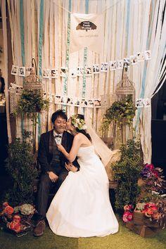Stage/髙砂 / crazy wedding / ウェディング / 結婚式 / オリジナルウェディング/ オーダーメイド結婚式/