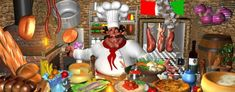Spenótgaluska recepje - Egyszerű Gyors Receptek Hungarian Desserts, Hungarian Recipes, Bakery Recipes, Cooking Recipes, Non Plus Ultra, Torte Cake, Cherry Cake, Homemade Cakes, Quick Recipes