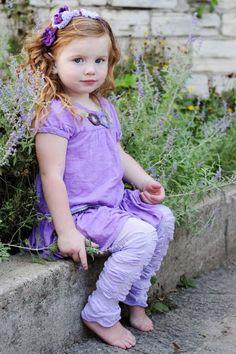 Pretty in Lavender.