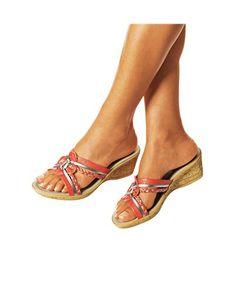 Pediconfort® Ladies Ultra Lightweight Mules