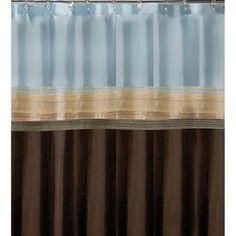 Walmart - $17 - Online Only - Creative Bath Mystique Shower Curtain - Walmart.com