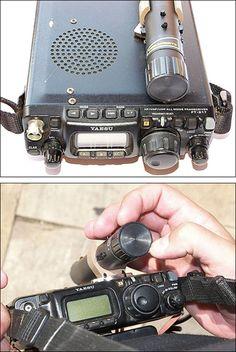 Ham Radio Antenna, Surveillance Equipment, Trx, Guns, Survival, Technology, Ham Radio, Weapons Guns, Tech