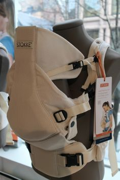 Stokke MyCarrier Cool | Norway Press Event