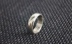 Vintage Sterling Silver Ring - Vintage Wedding Band - Vintage Wedding Ring - 1930 Vintage Ring - Birmingham Silver US 6.25 UK M on Etsy, $99.00 AUD