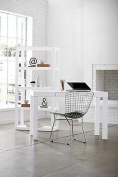 Desks, Glasses and Home office desks on Pinterest
