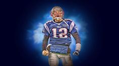 Tom Brady Wallpaper for mobile phone, tablet, desktop computer and other devices HD and wallpapers. Tom Brady Wallpaper, Wallpapers For Mobile Phones, Samurai, Toms, Character, Sun, Samurai Warrior