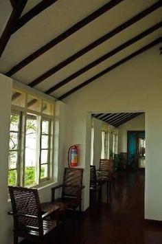 Old Lighthouse Bristow Hotel -  Fort Cochin/Kerala - 1st Floor Bar