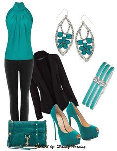 feat. Premier Designs jewelry #pdstyle haute pop earrings, ombre bracelet