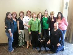 Photo from the Get Real, Get Unstuck, Get Paid Biz Retreat I recently held with Stephanie Owens.  www.getrealbizretreat.com