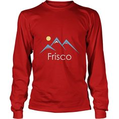 Retro Snowy Mountain - Frisco Colorado T-Shirt #gift #ideas #Popular #Everything #Videos #Shop #Animals #pets #Architecture #Art #Cars #motorcycles #Celebrities #DIY #crafts #Design #Education #Entertainment #Food #drink #Gardening #Geek #Hair #beauty #Health #fitness #History #Holidays #events #Home decor #Humor #Illustrations #posters #Kids #parenting #Men #Outdoors #Photography #Products #Quotes #Science #nature #Sports #Tattoos #Technology #Travel #Weddings #Women