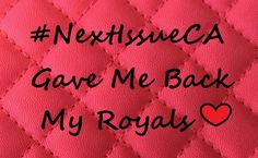 How Next Issue Canada Gave Me Back My Royals