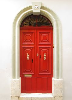 What does having a red door mean shut the front door - What does a red front door mean ...