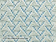 Lace stitch Pattern 2/10