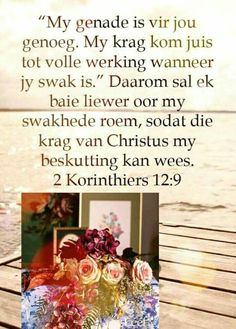 Scripture Quotes, Bible Verses, Scriptures, Christian Poems, Afrikaans Quotes, Inspirational Qoutes, Gods Promises, Faith In God, My King