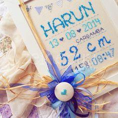Zeinepuu: Harun*un doğum panosu ♥