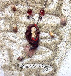 Mermaid Rose by PrigionieradiunSogno.deviantart.com on @deviantART