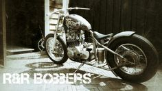 Texas bobber in building