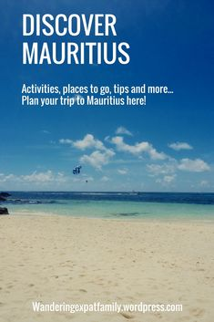 Discover Mauritius with an expat!! All insider info about this beautiful island. #mauritius #vacations #holidays #travels #ilemaurice #vacances